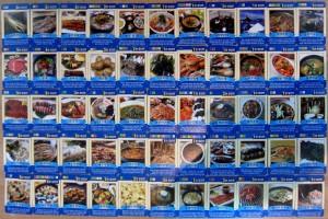 comidas de Corea