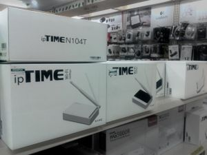 router iptime